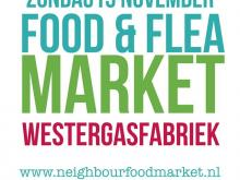 15 November NeighbourFleaMarket Westergasfabriek