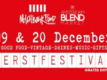 20 December Westergasfabriek NeighbourFlea Market